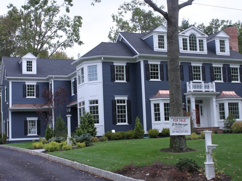 Exterior painting gallery in nj monk 39 s home improvements - Exterior home painting cost ...