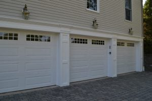 After Garage Trim Replacement Randolph, NJ