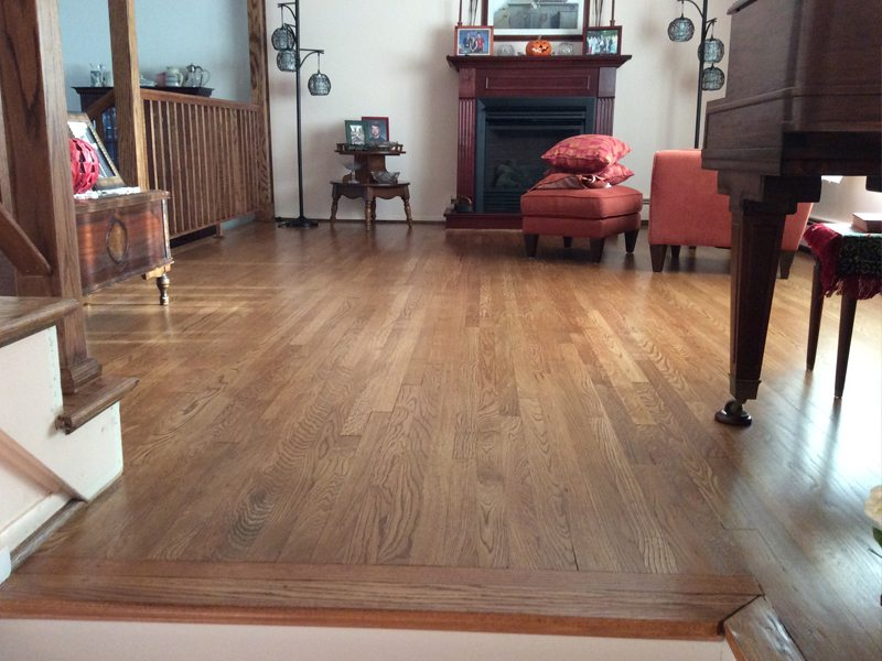 Floor Buffing And Refinishing Scotch Plains Monks Home Improvements