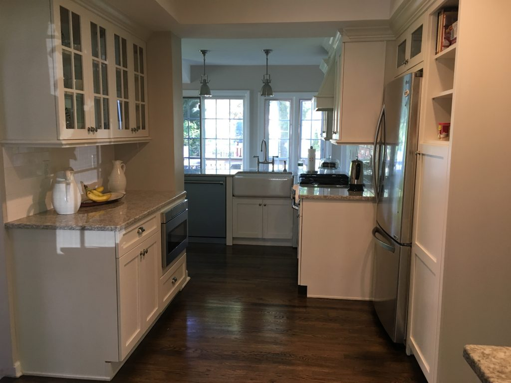 Kitchen renovation chatham monk 39 s home improvements for Complete kitchen remodel