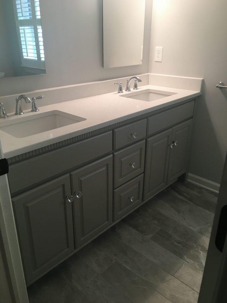 Master Bathroom Renovation Chatham