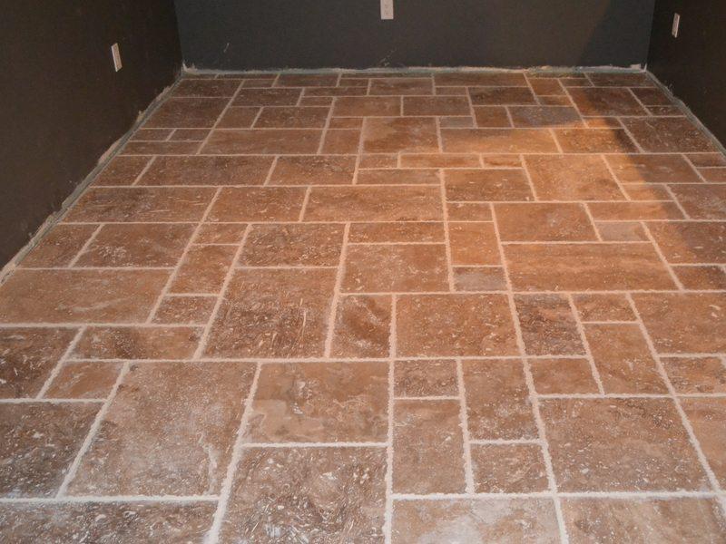 Tile Floor Installation Short Hills Monks Home Improvements