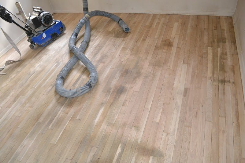 Refinishing Water Damaged Hardwood Floors East Hanover Nj