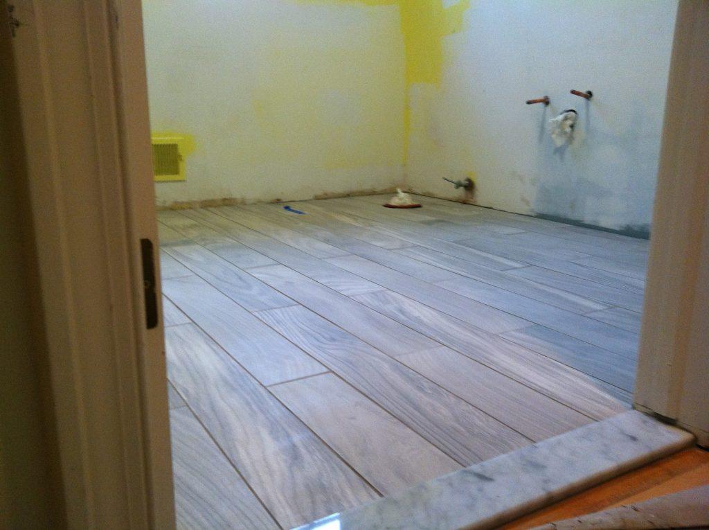 Master Bath Remodel With Underfloor Heating Monk 39 S Home Improvements