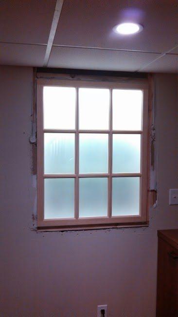 Basement Apartment Windows
