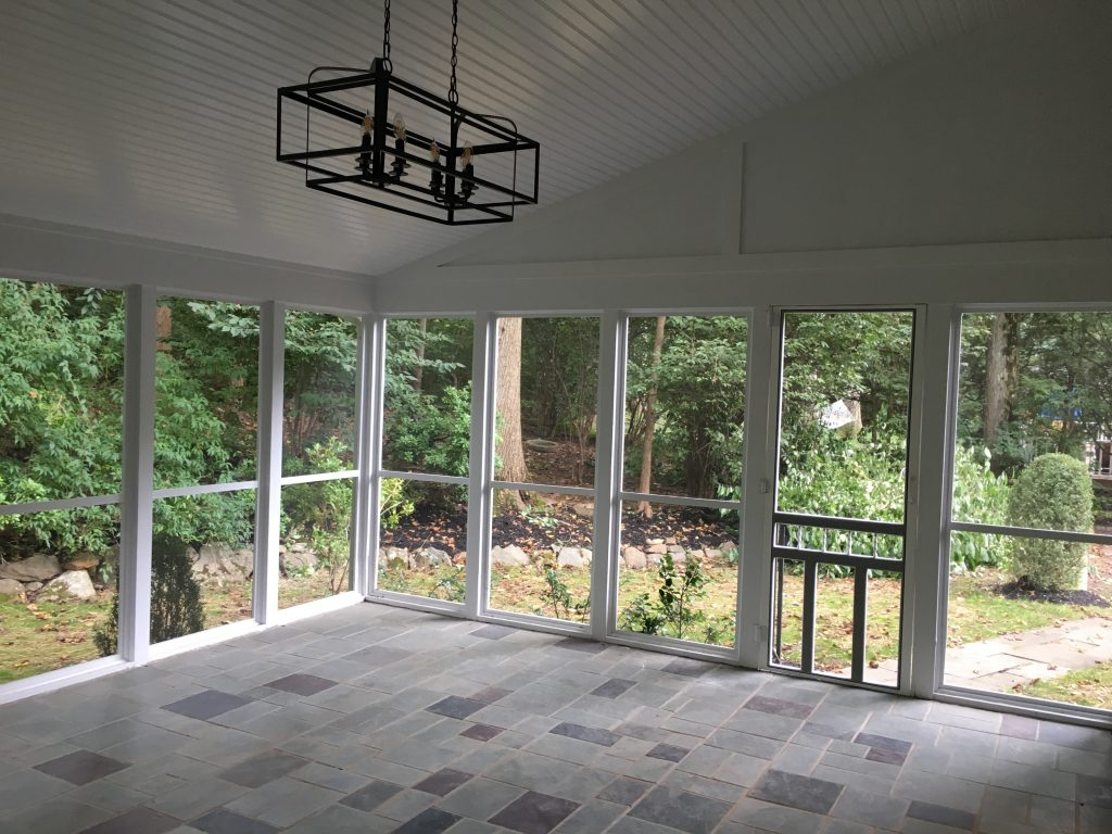 Porch Renovation by Monk's
