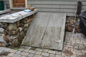 Rotted Basement Access Doors