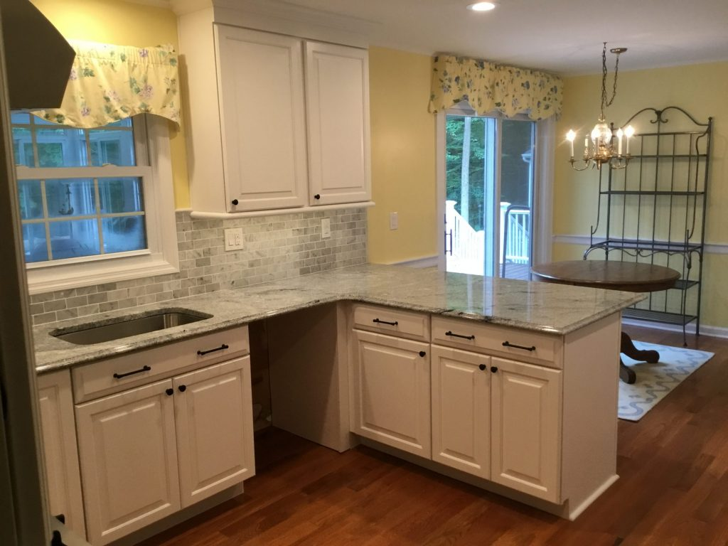 Kitchen Remodeling by Monk's
