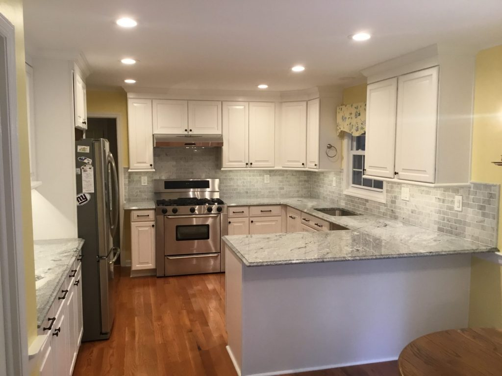 What is the average kitchen remodel cost monk 39 s home for Kitchen home improvement