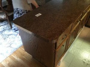 Existing Laminate Countertops