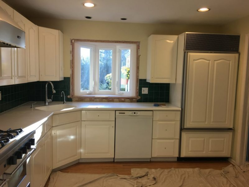 Kitchen layout redesign and remodel madison new jersey - How to design a kitchen layout ...