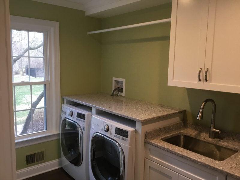 Laundry Room Renovation Monk S Home Improvements