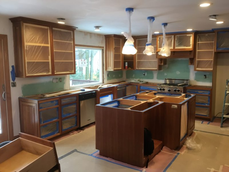Prepped Kitchen Cabinetry