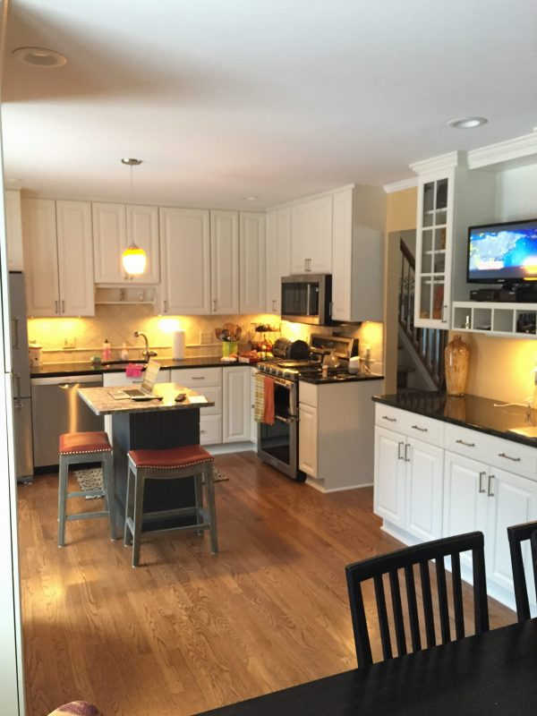 Kitchen Expansion Basking Ridge NJ