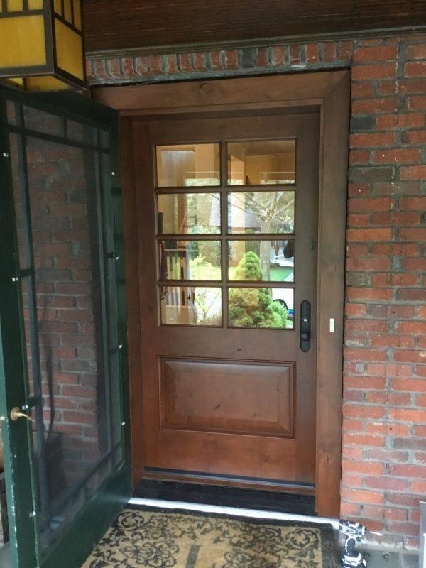 Front Door Replacement Madison Nj Monk S Home Improvements
