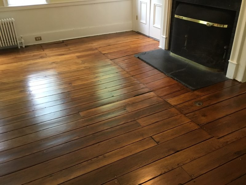 Refinishing Old Hardwood Floors In Montville Nj Monk S