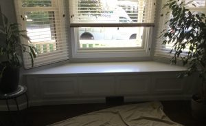 Bay Window Seat in Morristown NJ