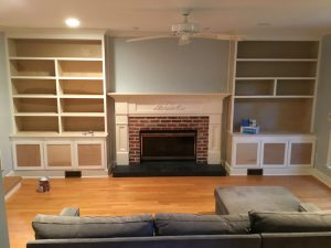 Fireplace Surround Chatham NJ