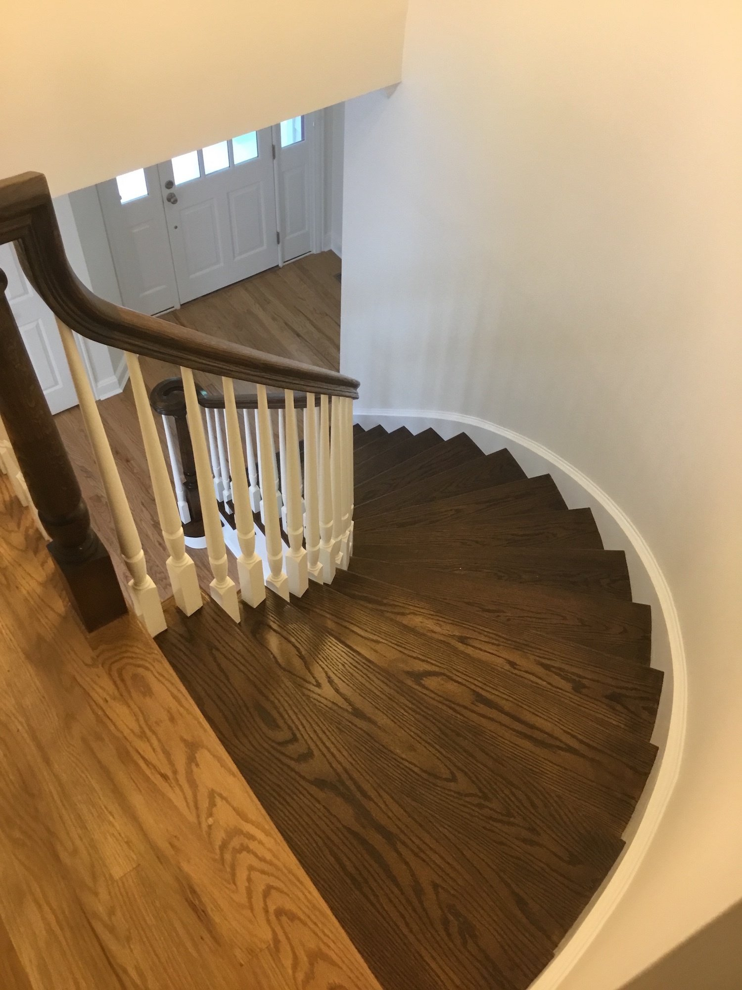 Floor Refinishing Throughout The House