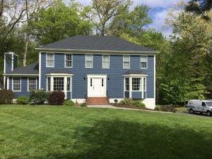 House Color Change in Randolph NJ