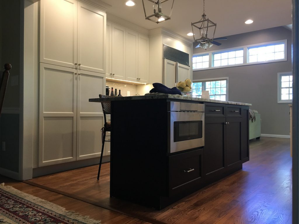 Morristown NJ Kitchen Remodel