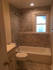 Bathroom Remodel After Termite Damage in Morris Plains, NJ