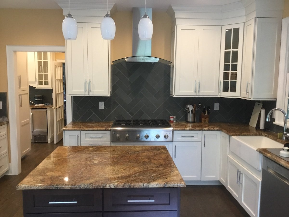 Basking Ridge NJ Kitchen Remodel