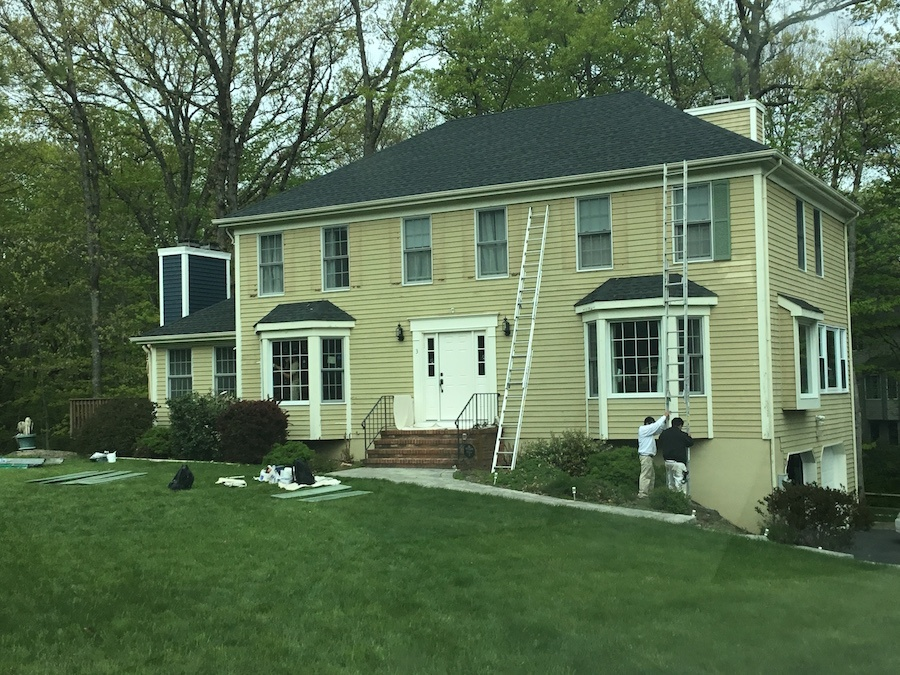 House Color Change In Randolph Nj Monk 39 S Home Improvements
