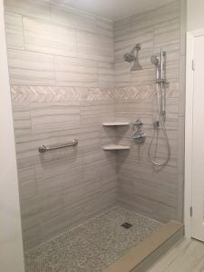 Replacing a Tub with a Shower in Madison NJ