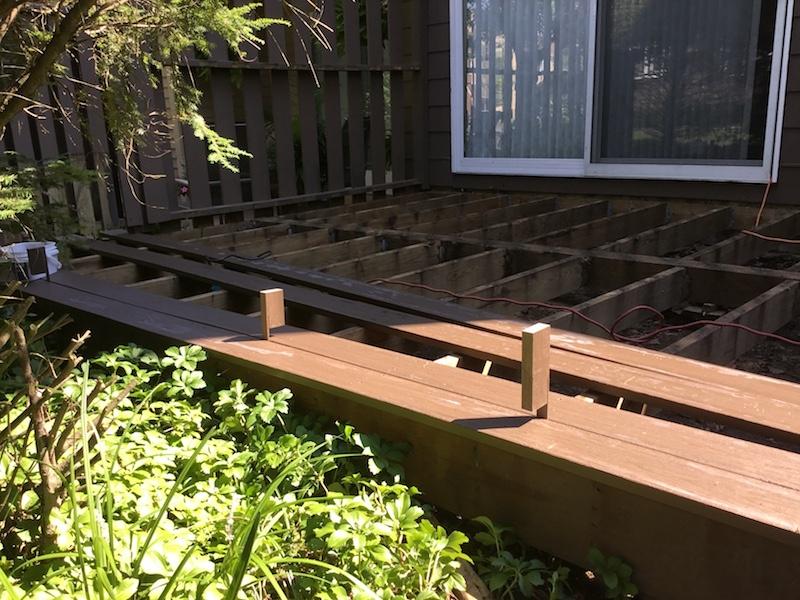 Deck Resurfacing in Madison NJ
