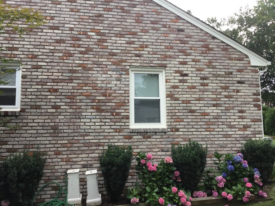 Whitewashing A Brick Exterior In NJ