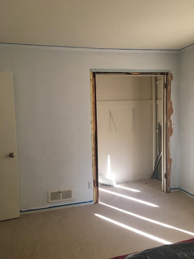 Closet To Bathroom Conversion In Nj Monk S Home Improvements