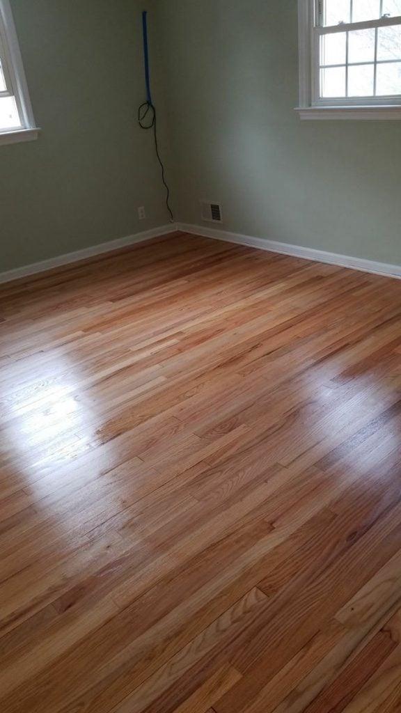 Hardwood floor refinishing in essex fells nj monk 39 s for Wood floor restoration essex