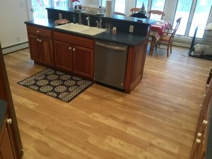 Beautiful New Laminate Flooring