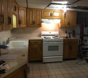 Montclair Kitchen Before Makeover