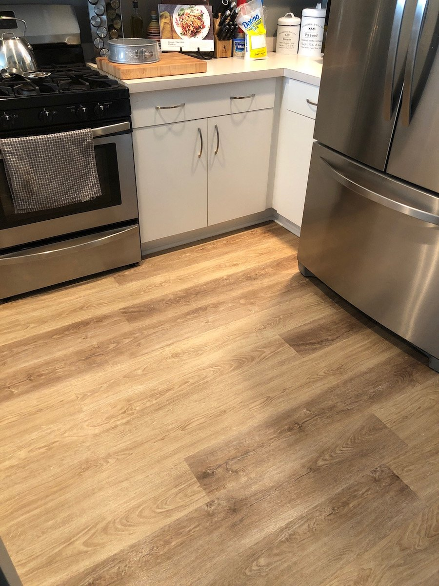 kitchen vinyl flooring uk luxury vinyl tile installation in montclair nj monk s 6386