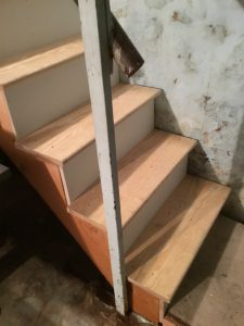 New Straight Staircase