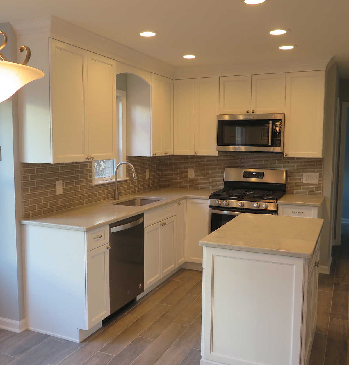 Kitchen Cabinet Refacing Nj: Before/After Kitchen Renovation