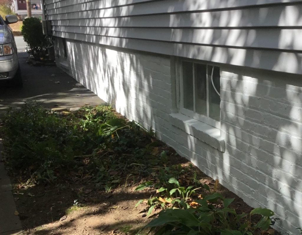Paint A Brick Foundation Monk S Home Improvements Of Nj
