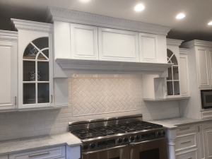 Focal Point Above Stove