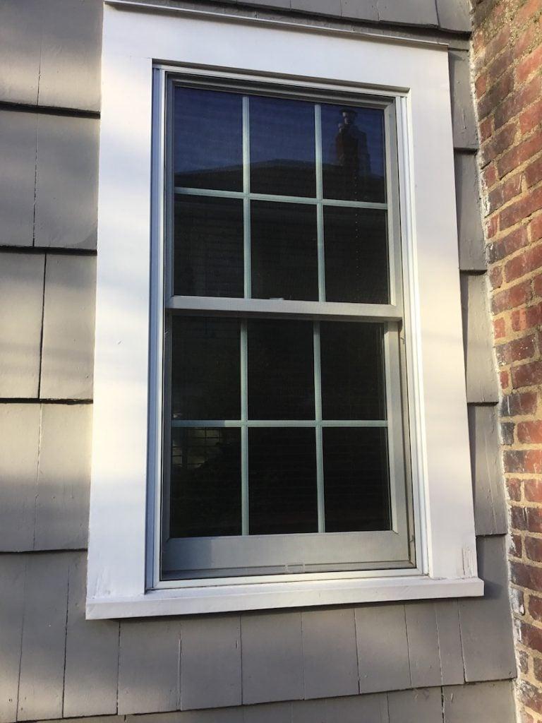 Exterior Window And Door Trim Replacement Monk S Home