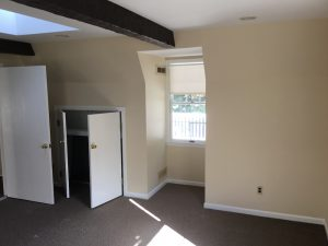 Second Floor Bedroom After Painting