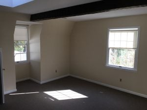 Guest Bedroom Once Painting was Completed