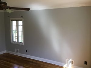 New Grey Bedroom Walls