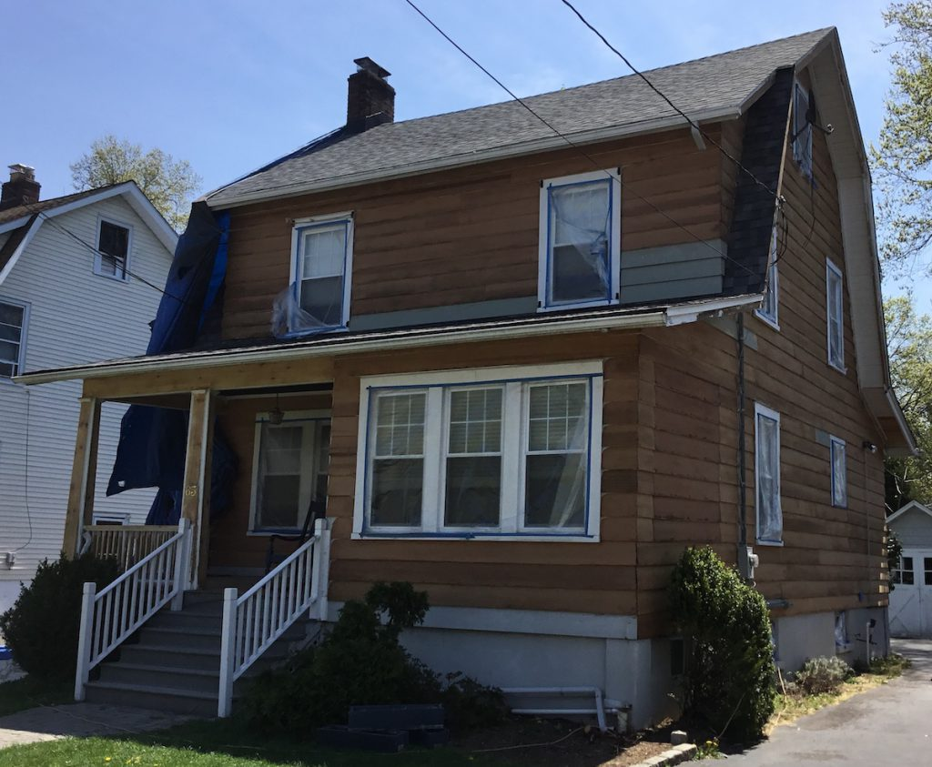 House Porch And Deck Painting In Nj Monk 39 S Home Improvements