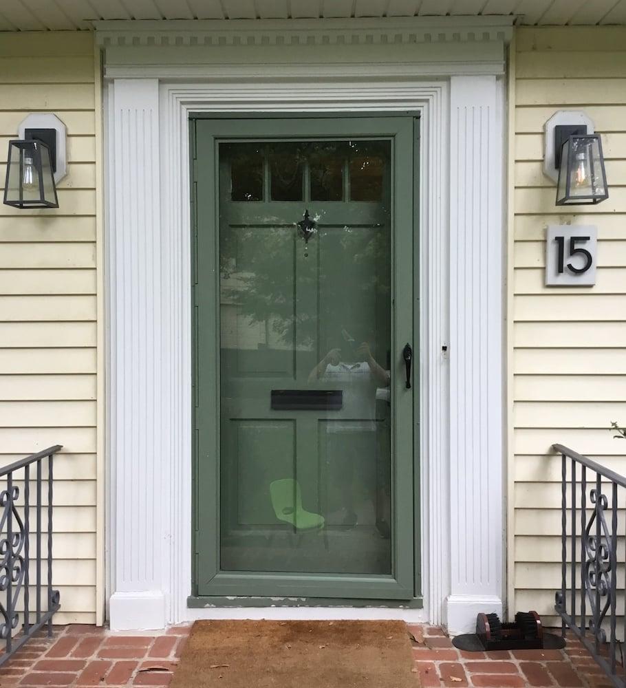 Shutter Replacement And Front Door Surround Upgrade
