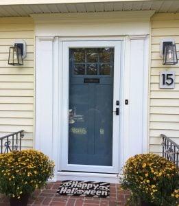 New Front Doors and Custom Door Surround