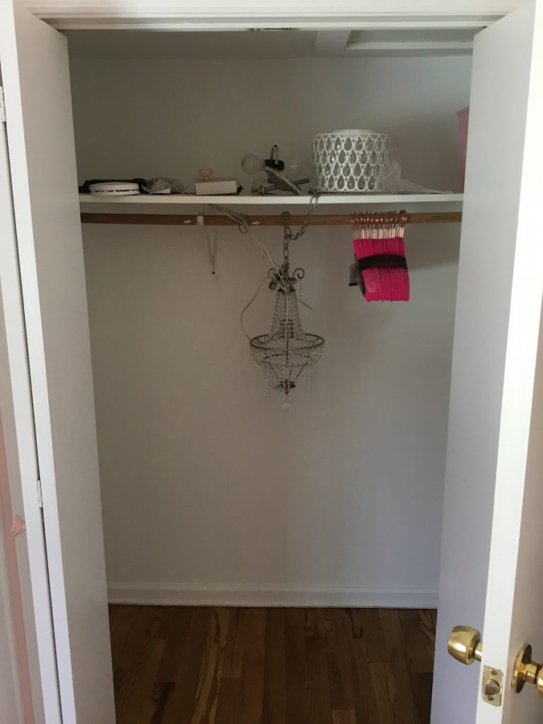 Adding Shelving To Bedroom Closets Monk S Home Improvements