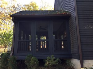 New Screened-in Porch