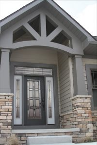 ProVia Steel Entry Door
